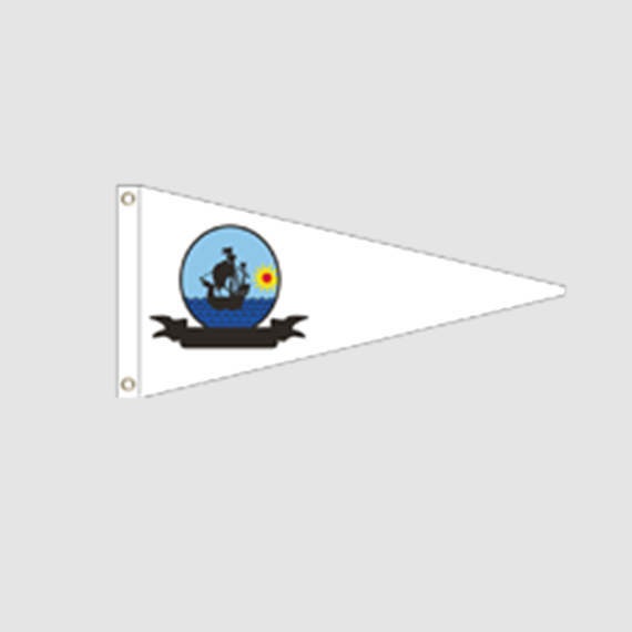 Ship flags (Maritime flag or pennant)
